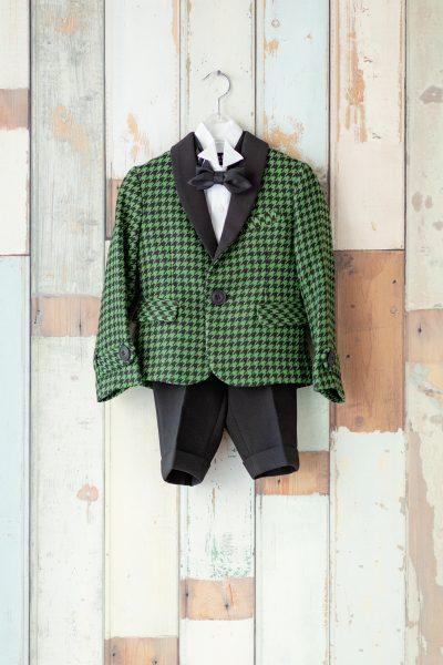 七五三3才男の子用スーツ
