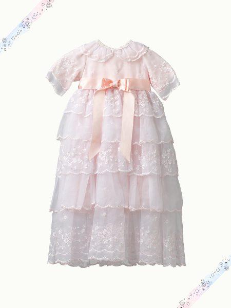 ベビードレス【ピンク】